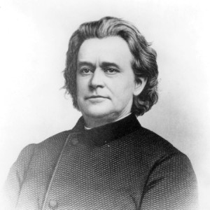 Portrait photo of Samuel Fenton Cary.