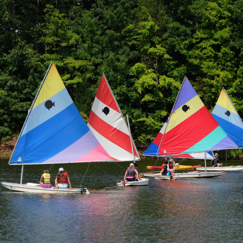 Photo of sailboats in Cary, NC